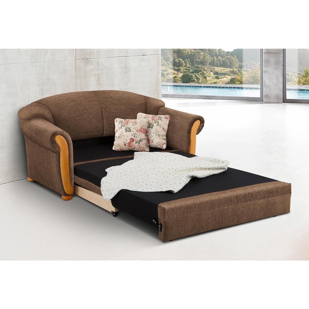 Home affaire 2-Sitzer »Milano«, mit Bettfunktion