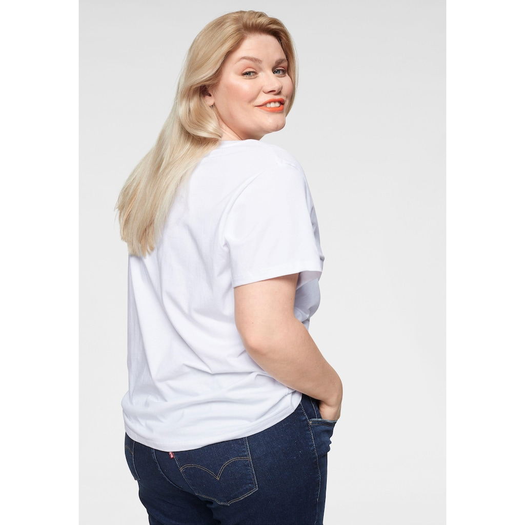 Levi's® Plus T-Shirt »Perfect Crew«