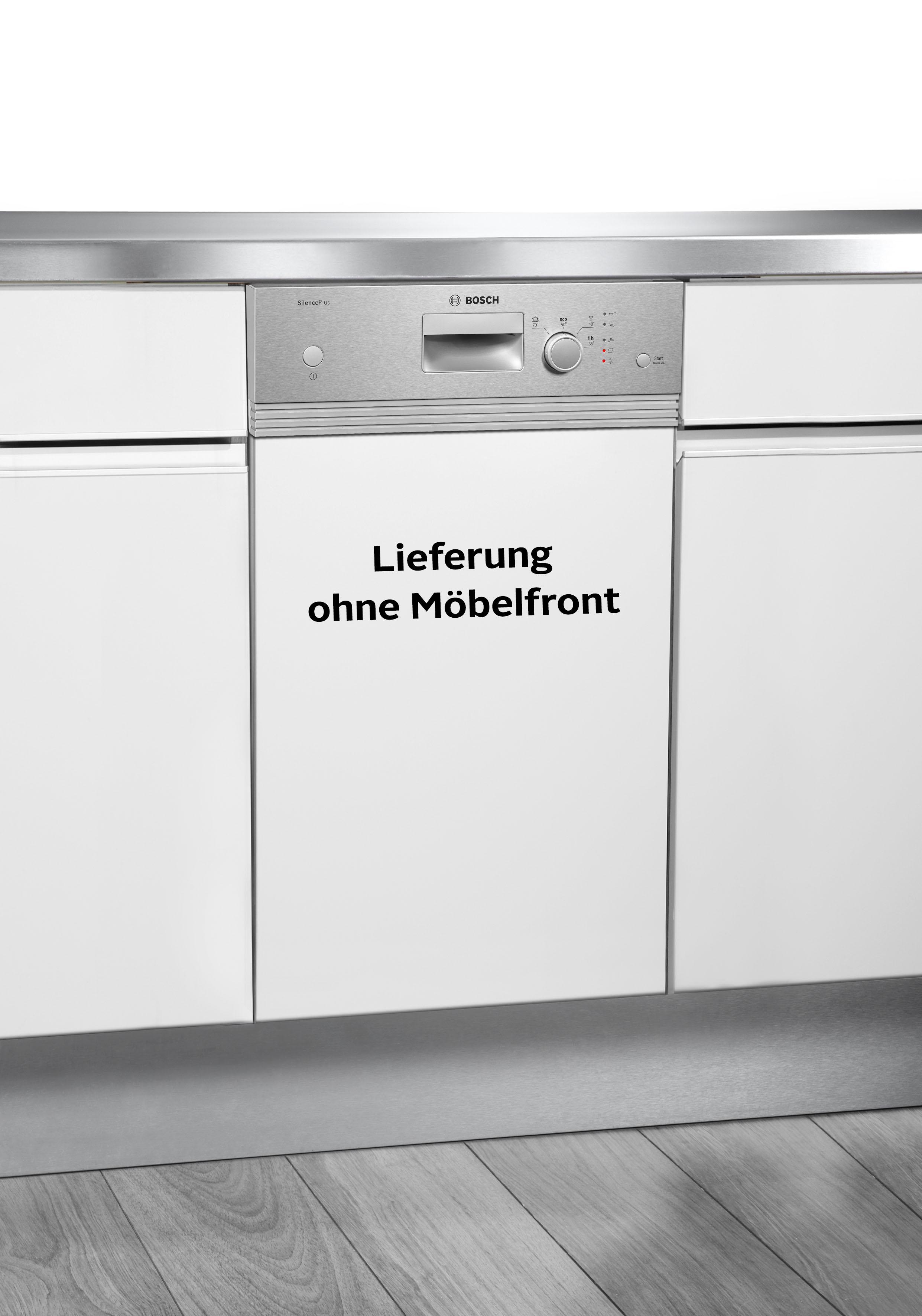 BOSCH teilintegrierbarer Geschirrspüler 85 Liter 9 Maßgedecke   Küche und Esszimmer > Küchenelektrogeräte > Gefrierschränke   Bosch
