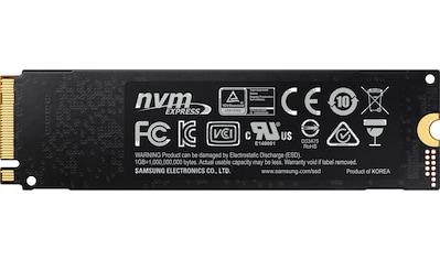Samsung externe HDD-Festplatte »970 EVO Plus NVMe™ M.2 2 TB« kaufen