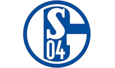 Wall-Art Wandtattoo »Fußball FC Schalke 04 Logo« kaufen