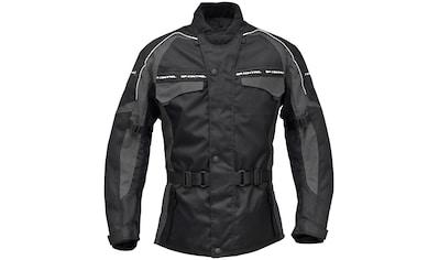 roleff Motorradjacke »Reno«, 4 Taschen, 3 Belüftungslöcher kaufen