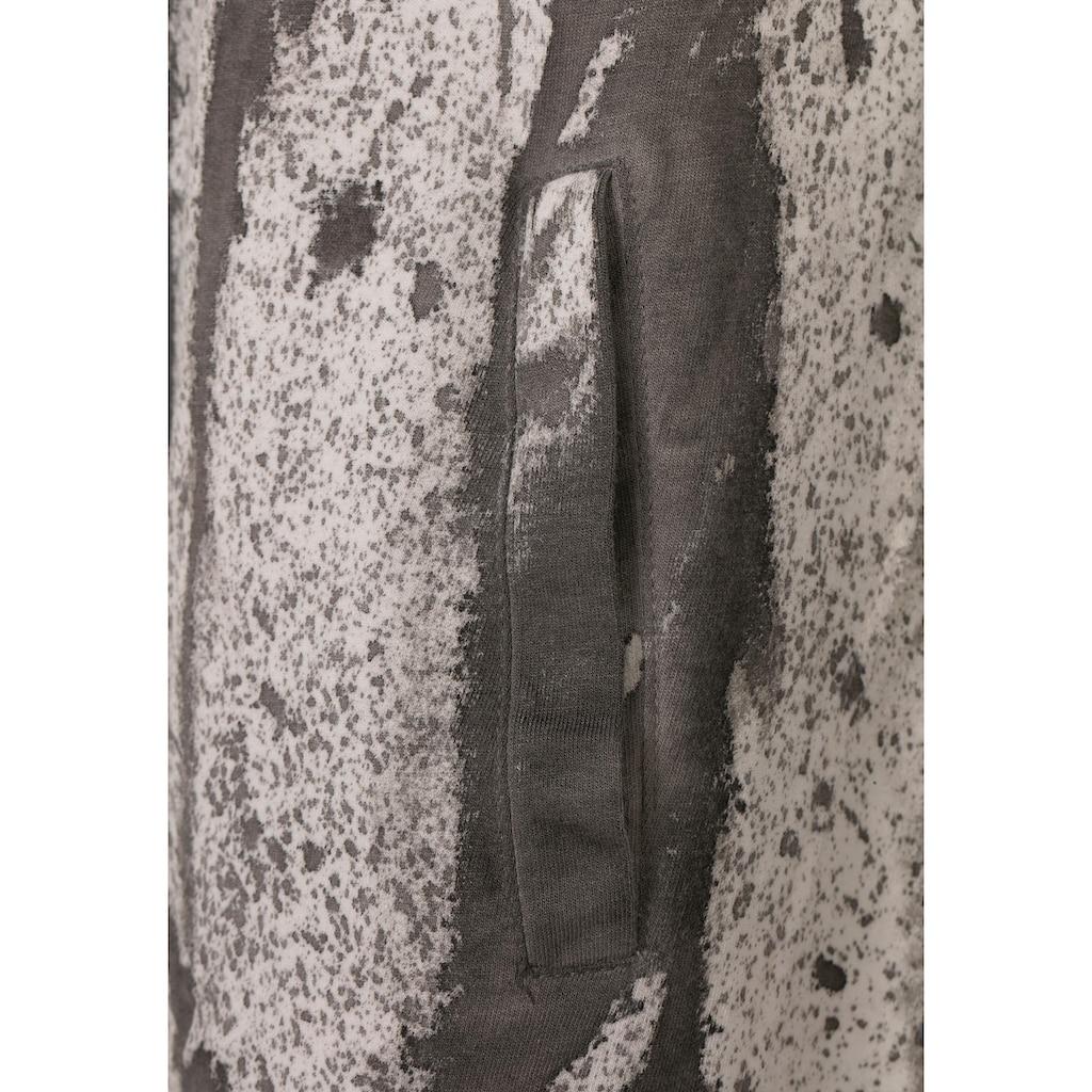 Cipo & Baxx Softshellweste, im pailletten Design
