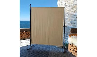 QUICK STAR Paravent Polyester, Maße (B/H): 150x190 cm kaufen