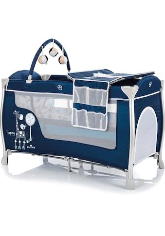 Fillikid Baby - Reisebett, »Supreme, marine« kaufen