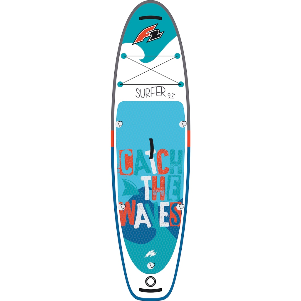 F2 SUP-Board »Surfer Kid ohne Paddel«