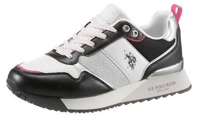 U.S. Polo Assn Sneaker »FRIDA«, mit gepolsterter Innensohle kaufen