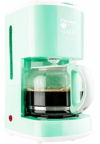 bestron Filterkaffeemaschine ACM300EVM, Permanentfilter 1x4 kaufen