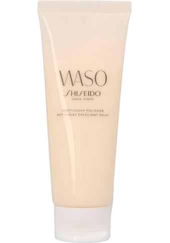 "SHISEIDO Gesichtspeeling ""WASO Soft & Cushy Polisher"" kaufen"