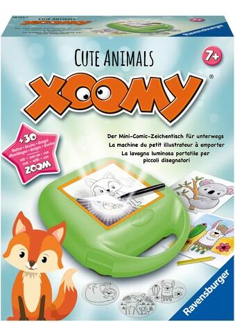 Ravensburger Malvorlage »Xoomy® Midi Cute Animals«, FSC® - schützt Wald - weltweit;... kaufen