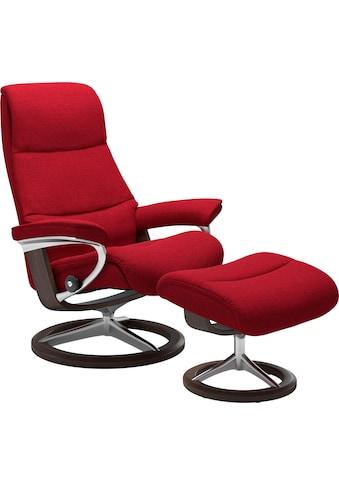 Stressless® Relaxsessel »View«, mit Signature Base, Größe M,Gestell Wenge kaufen