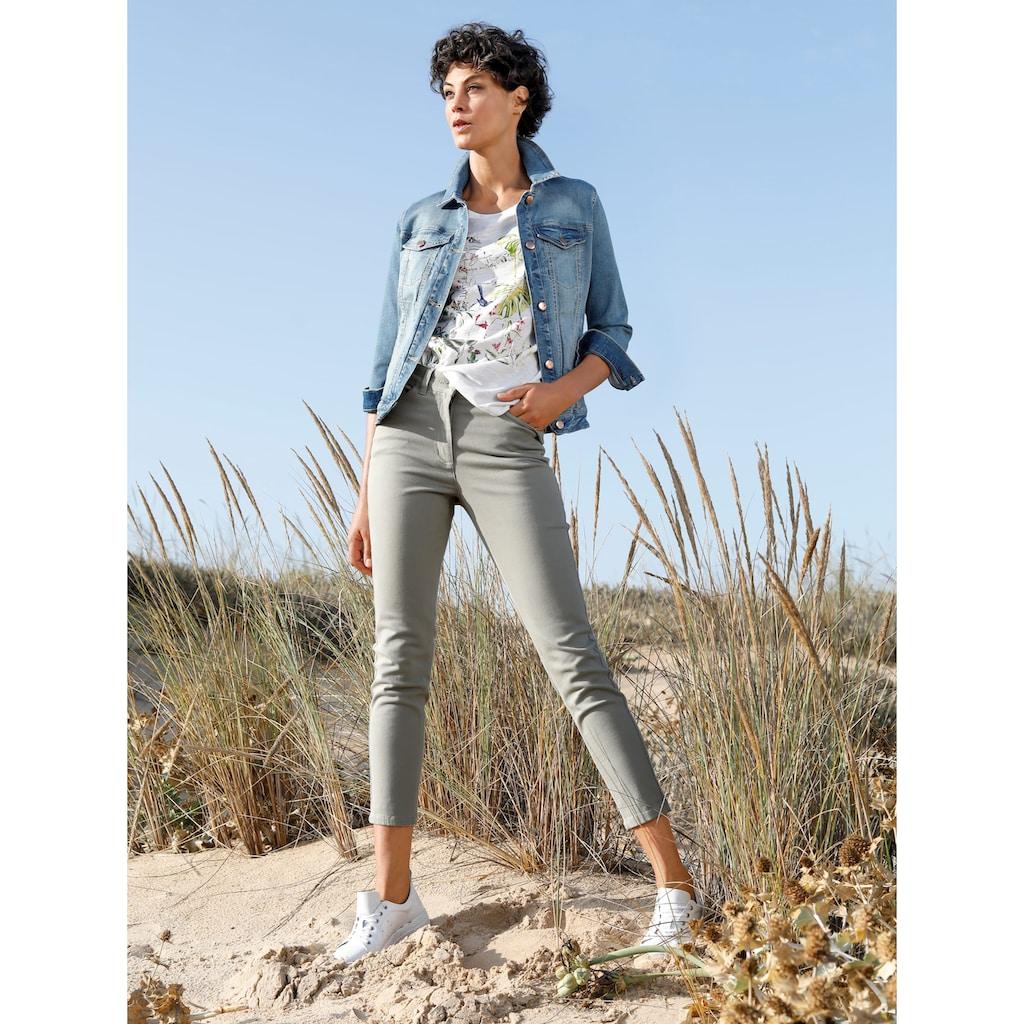 Dress In 5-Pocket-Jeans, Sabine Slim