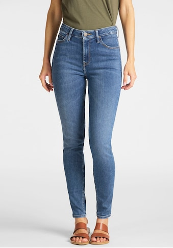 Lee® Skinny-fit-Jeans »Scarlett high«, mit hoher Taille kaufen