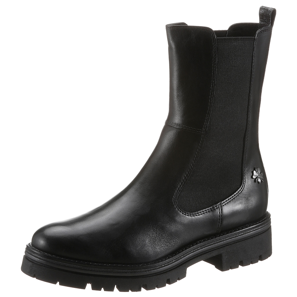 MARCO TOZZI by GMK Chelseaboots, mit Feel Me Ausstattung