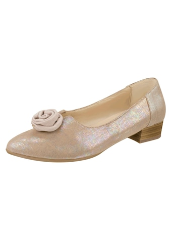 Lei by tessamino Ballerina »Callida«, im glänzenden Design kaufen