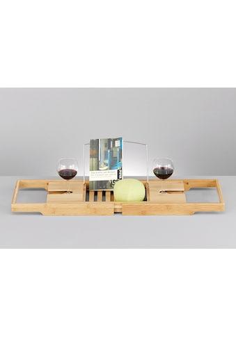 ZELLER Badewannenablage »Bamboo« kaufen