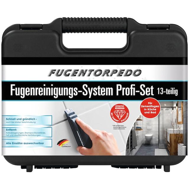Fugenbürste »Profi-Koffer«, 14-tlg.