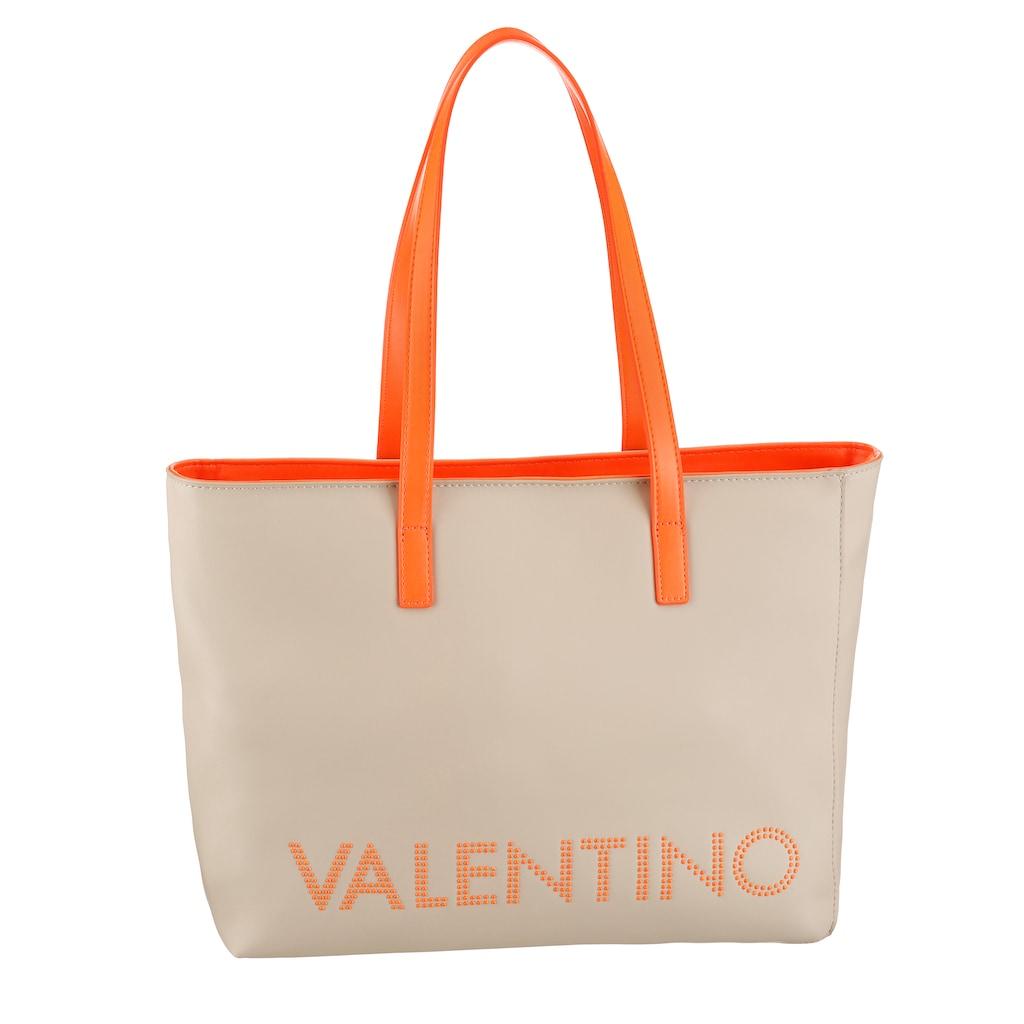 VALENTINO BAGS Shopper, mit schönem Logo Schrifzug