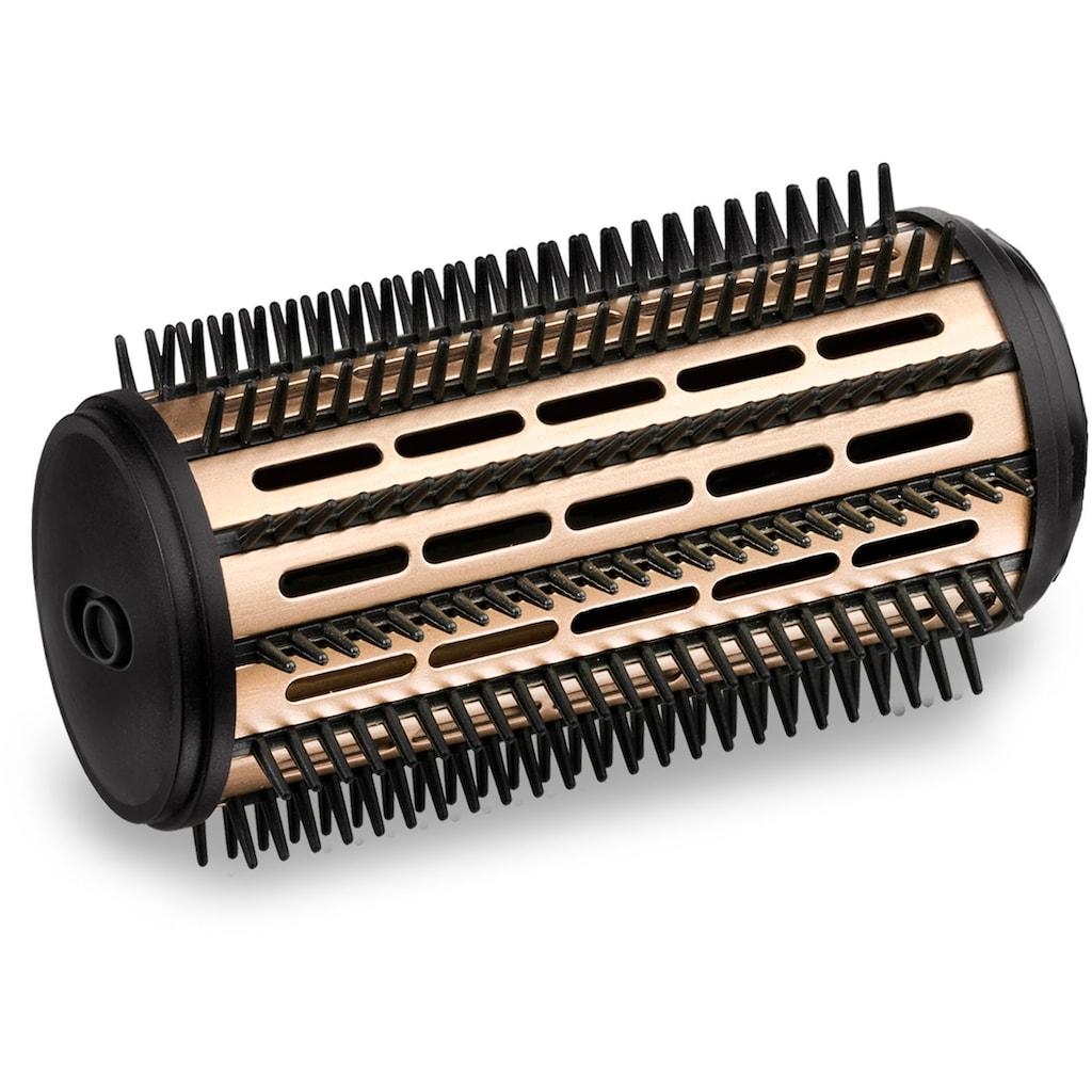 BaByliss Warmluftbürste »AS970E Big Hair Luxe«, 4 Aufsätze}, rotierender Heißluftstyler mit 4 Aufsätzen