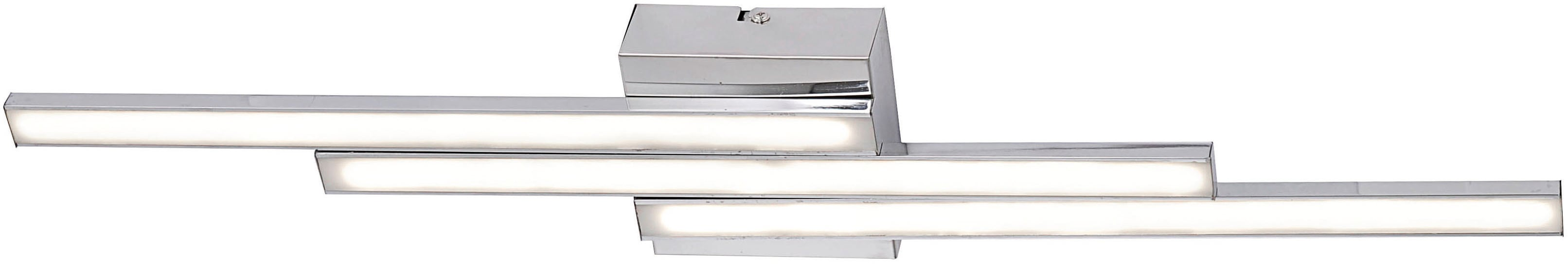 FISCHER & HONSEL LED Deckenleuchte Mikado, LED-Modul, Warmweiß