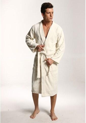 grace grand spa Bademantel »Kimono«, aus weicher Frottierware kaufen
