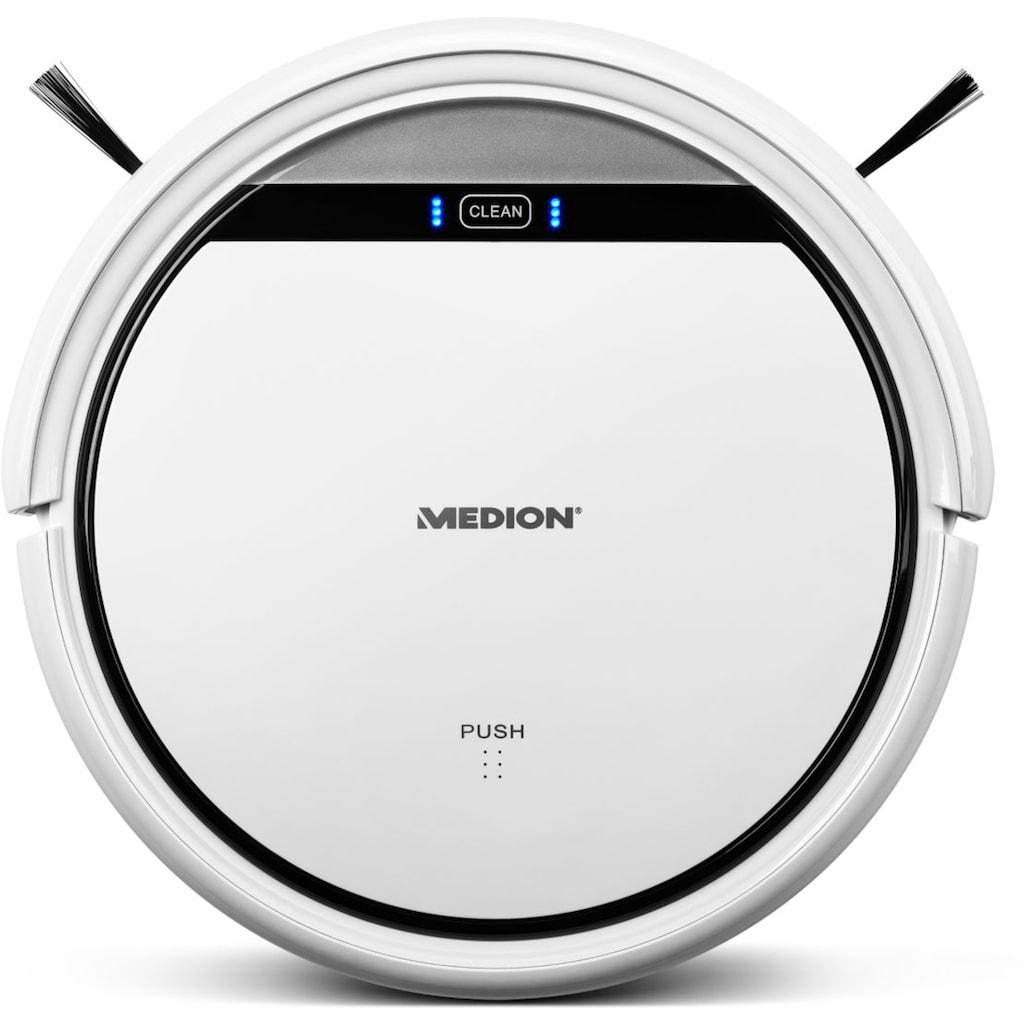 Medion® Saugroboter »mit Wischfunktion MD 18501«