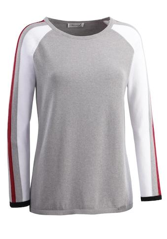 Casual Looks Pullover mit Raglan - Ärmeln kaufen