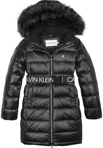 Calvin Klein Jeans Wintermantel »ESSENTIAL DOWN LONG COAT« kaufen