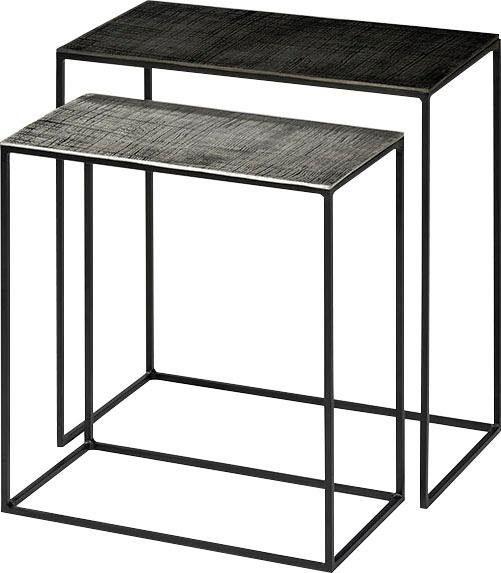 Lambert Beistelltisch Yuki (Set 2) Wohnen/Möbel/Tische/Beistelltische