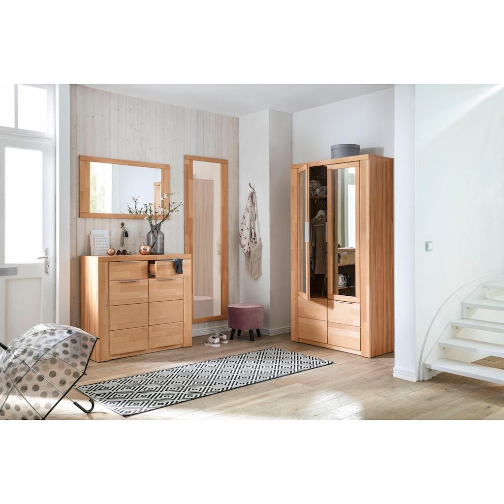 Garderobenschrank »Zara«, mit Spiegel