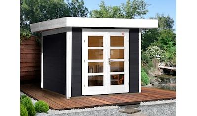 WEKA Gartenhaus »Chill - Out Gr.1«, BxT: 356x284 cm, inkl. Fußboden kaufen