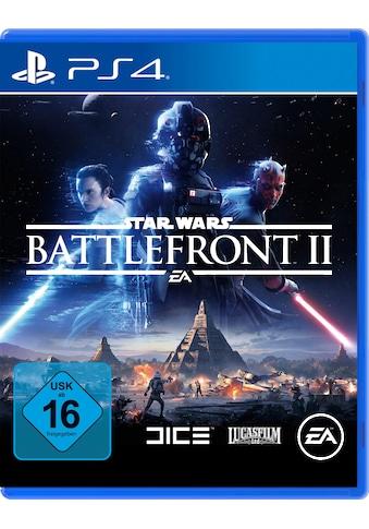 Star Wars Battlefront 2 PlayStation 4 kaufen