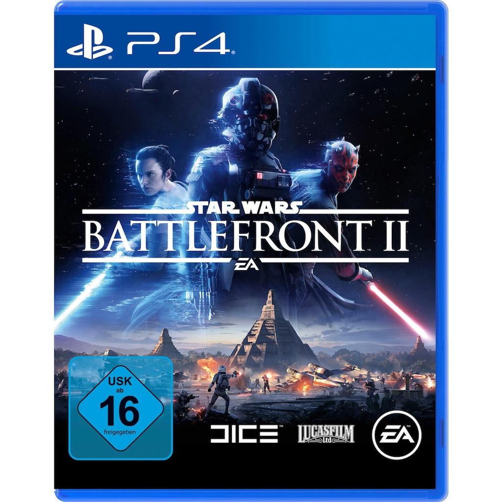 Electronic Arts Spiel »Star Wars Battlefront 2«, PlayStation 4, Software Pyramide