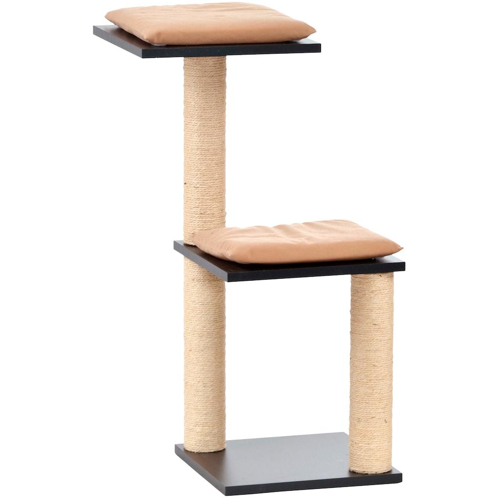 SILVIO design Kratzbaum »Dara«, hoch, BxTxH: 68x55x87 cm