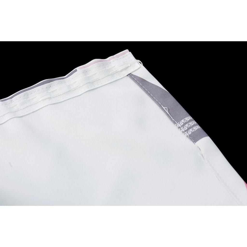 Lüttenhütt Verdunkelungsvorhang »Dreieck«
