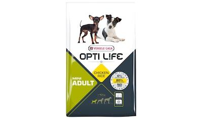 Bento Kronen Trockenfutter »Opti Life Adult Mini«, (1), 7,5 kg kaufen