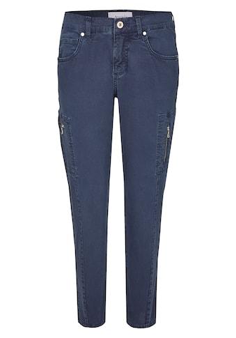 ANGELS Ankle - Jeans ,Ornella Cargo' mit Reißverschlusstaschen kaufen