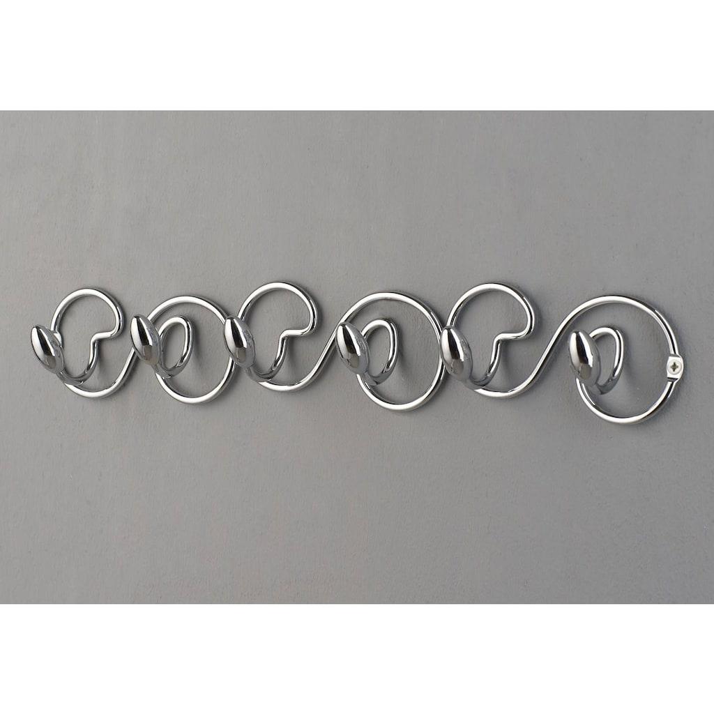 GGG MÖBEL Hakenleiste, aus Metall