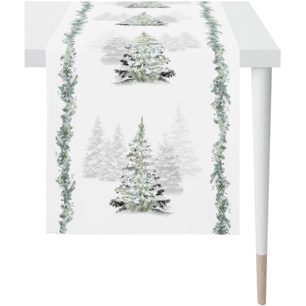 APELT Tischläufer »3602 Winterwelt«, (1 St.), Digitaldruck