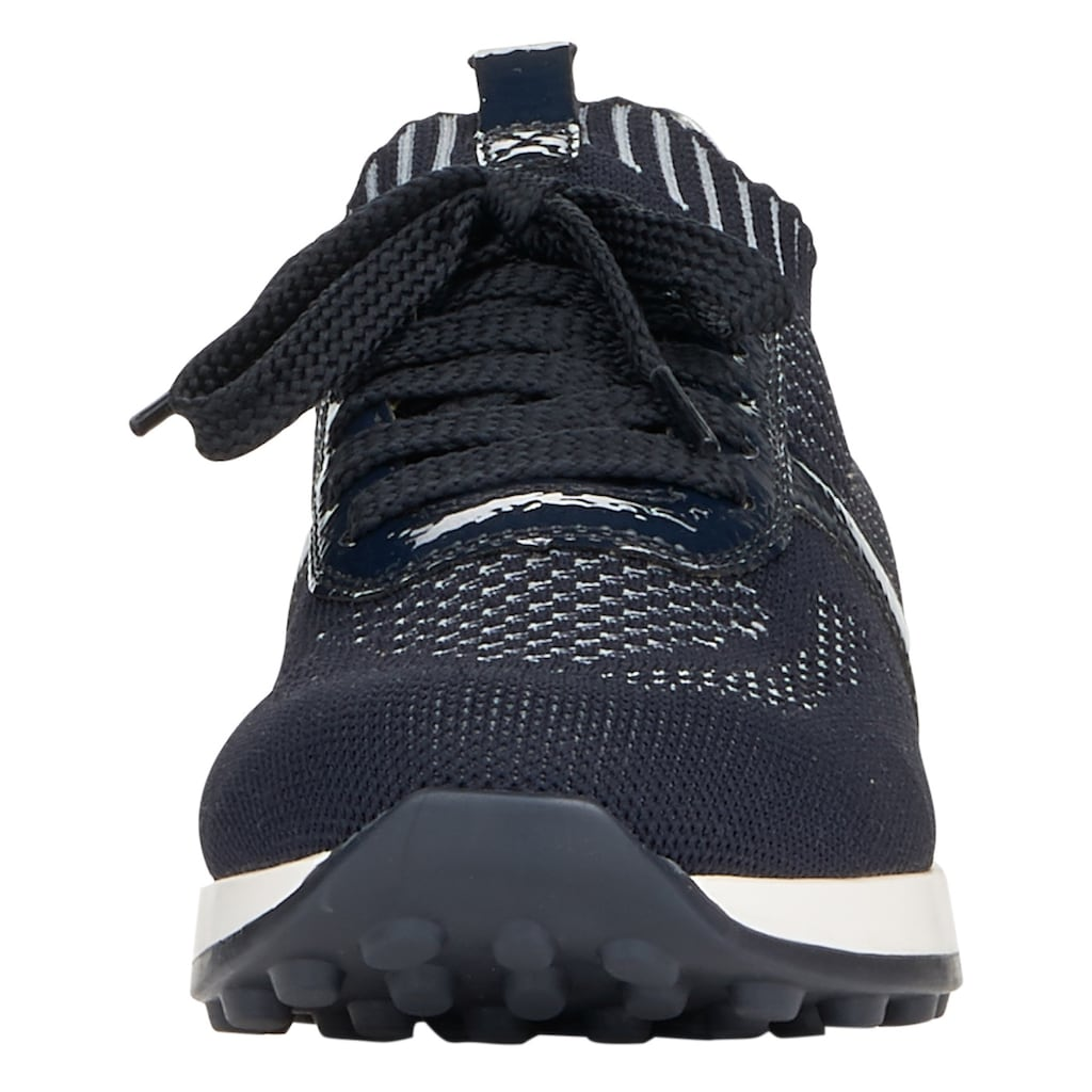 Remonte Slip-On Sneaker, mit dehnbarem Schaft zum Schlupfen