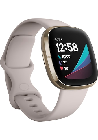 fitbit Smartwatch »Sense«, ( FitbitOS5 inkl. 6 Monate Fitbit Premium) kaufen