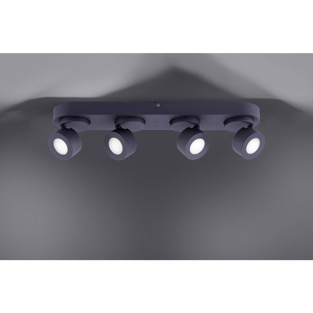 TRIO Leuchten LED Deckenspots »SANCHO«, LED-Board, 1 St., Farbwechsler, RGBW