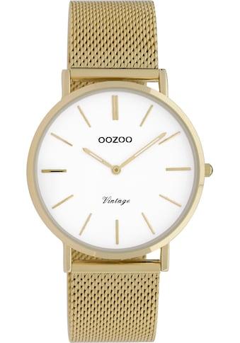 OOZOO Quarzuhr »C9910« kaufen