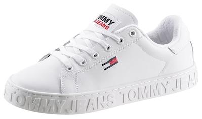 TOMMY JEANS Sneaker »COOL TOMMY JEANS CUPSOLE SNEAKER« kaufen
