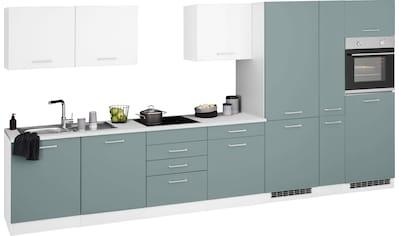 HELD MÖBEL Küchenzeile »Visby«, ohne E-Geräte, Breite 390 cm kaufen