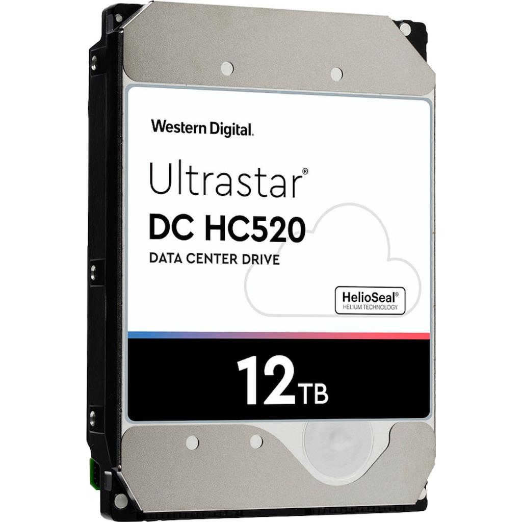 Western Digital HDD-Festplatte »Ultrastar DC HC520, 512e Format, ISE«, Bulk