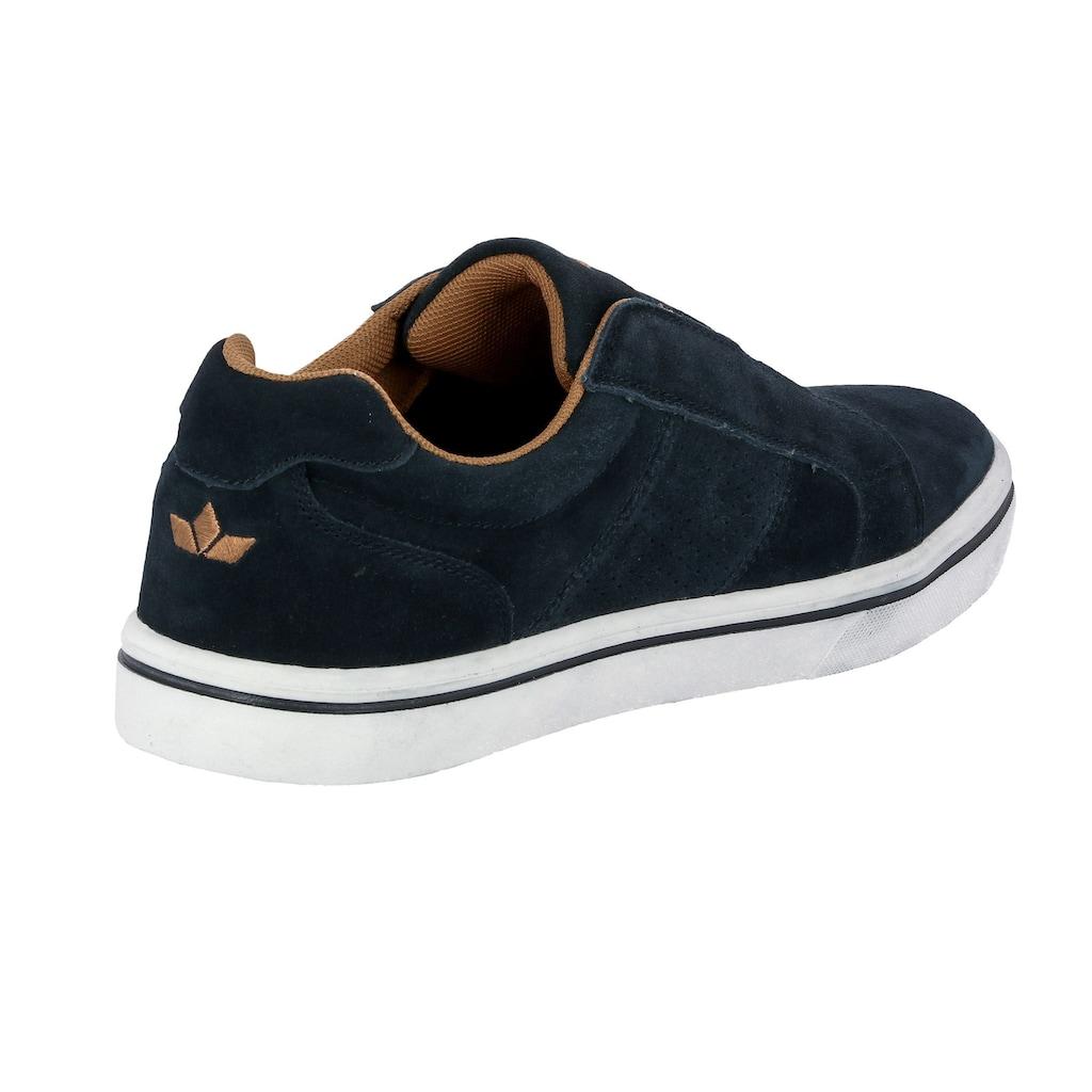 Lico Sneaker »Freizeitschuh Jimdo Slipper«