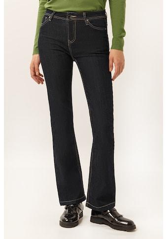 Finn Flare Bequeme Jeans, mit leicht ausgestelltem Bootcut kaufen