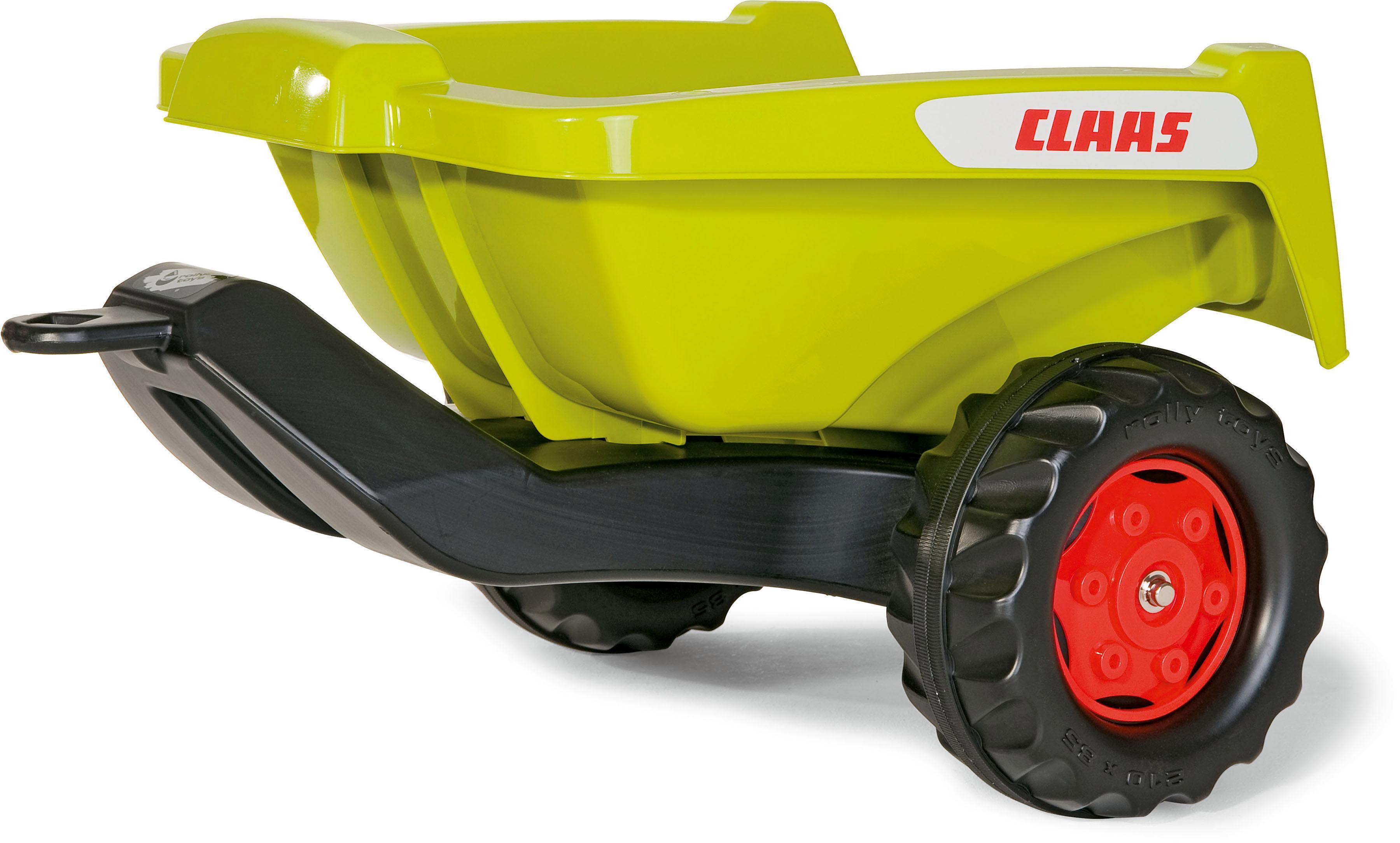 """rolly toys Kinderfahrzeug-Anhänger """"Kipper II CLAAS"""" Technik & Freizeit/Spielzeug/Autos, Eisenbahn & Modellbau/Spielzeugautos/Zubehör für Spielzeugautos"""