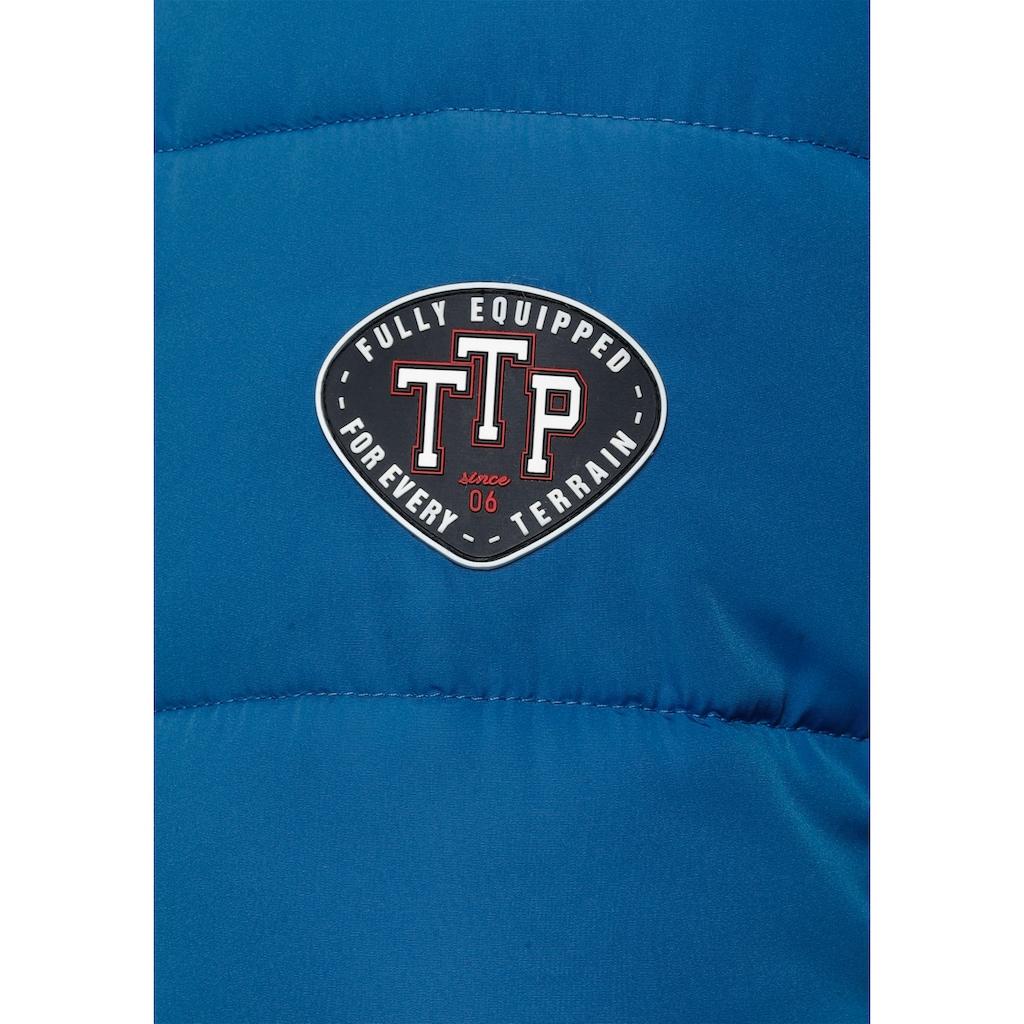 TOM TAILOR Polo Team Steppjacke